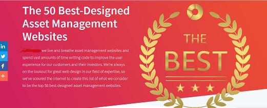 Investment Manager Website Design Best Practices