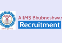 AIIMS Bhubneshwar Recruitment