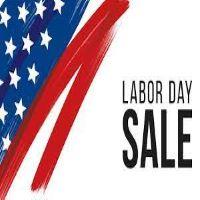 Labor Day 2021 sale
