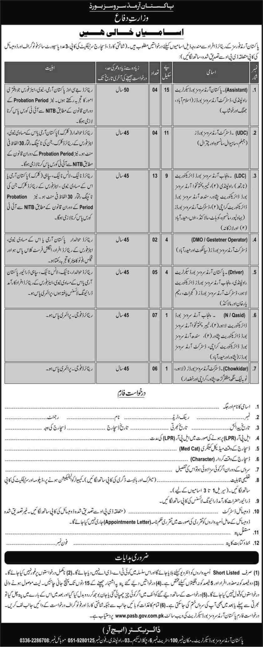 Ministry ofDefenceMOD Jobs 2021Latest