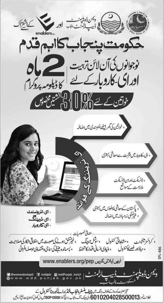 Khushal Program Pakistan Jobs 2020
