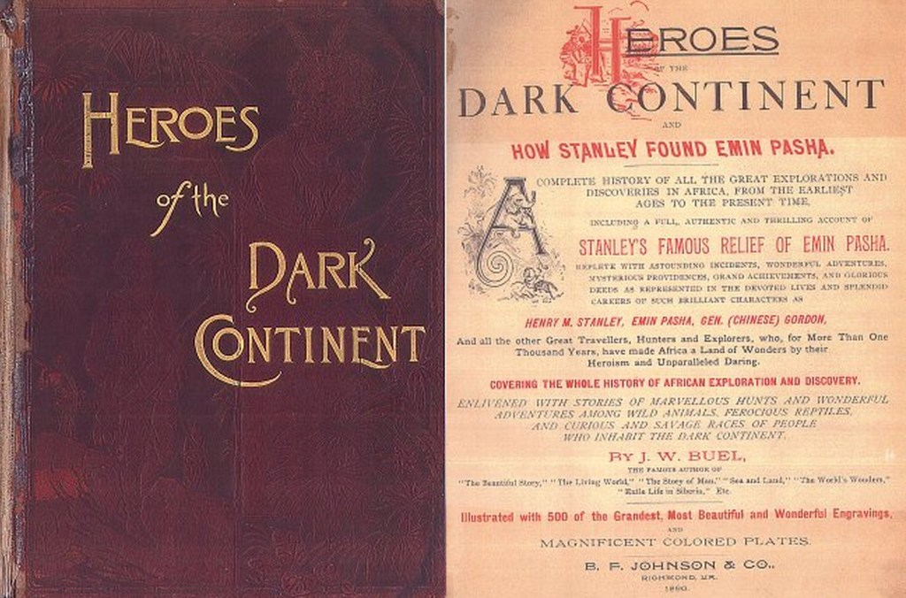 Heroes of the Dark Continent