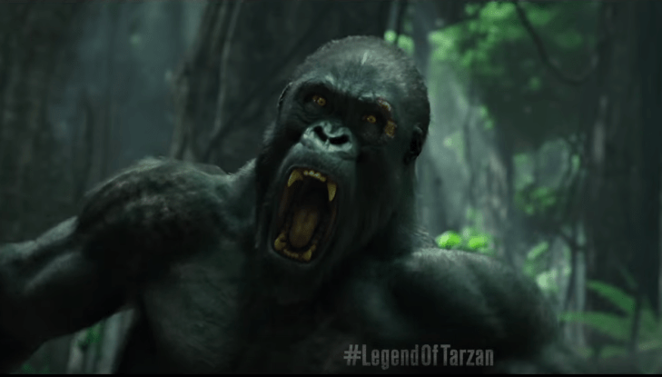 Akut Tarzan S Brother Some Thoughts On The Akut Of The Movie Vs