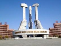 Symbolic Building North Korea