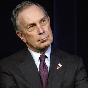 New York City Mayor Michael Bloomberg.