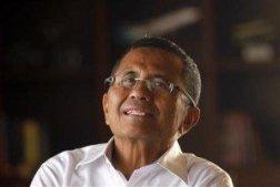 Indonesian Minister Dahlan Iskan.