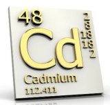 Cadmium is a metal which can be highly toxic to humans.