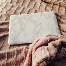 Marble Mac Cover Etsy