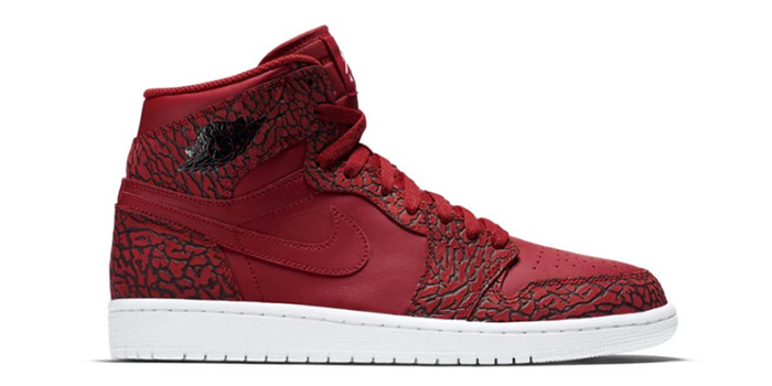 "Air Jordan 1 Retro ""Red Elephant"""