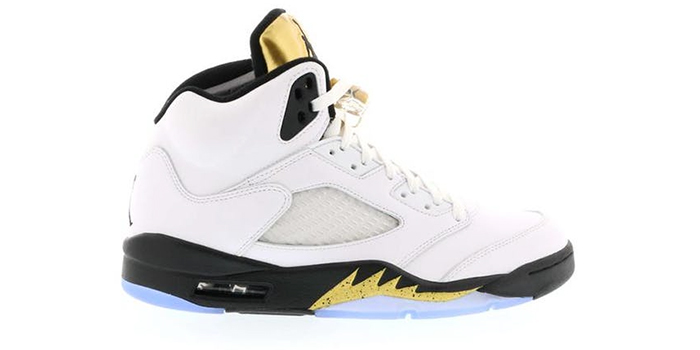 "Air Jordan Retro 5 ""Olympic"""