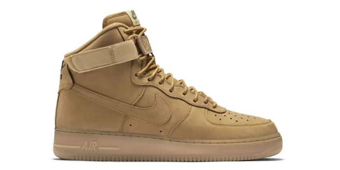 "Air Force 1 '07 LV8 WB ""Flax"""