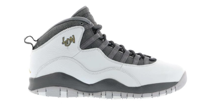 "Air Jordan Retro 10 ""London"""