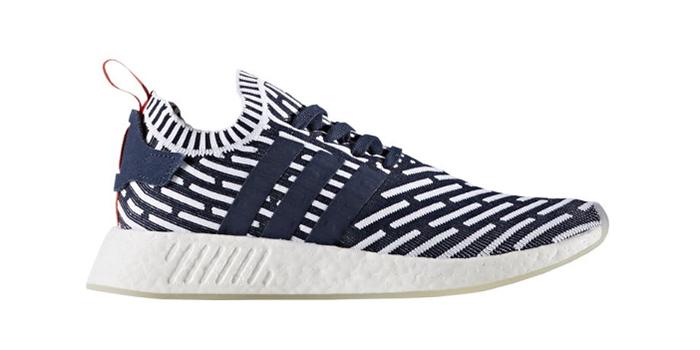 "Adidas NMD R2 ""Navy White"""