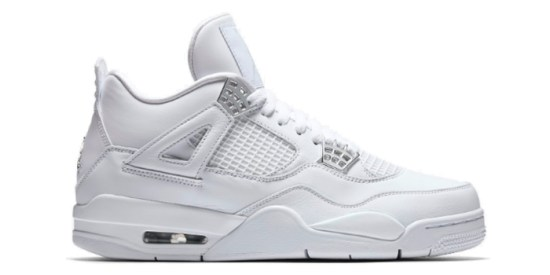 "Air Jordan Retro 4 ""Pure Money"""