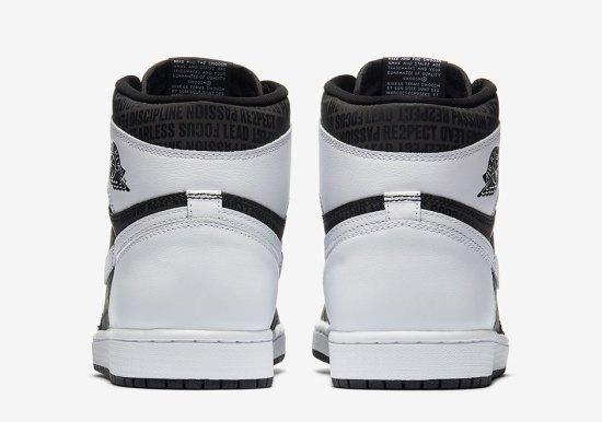 "Air Jordan Retro 1 High ""Re2pect"""