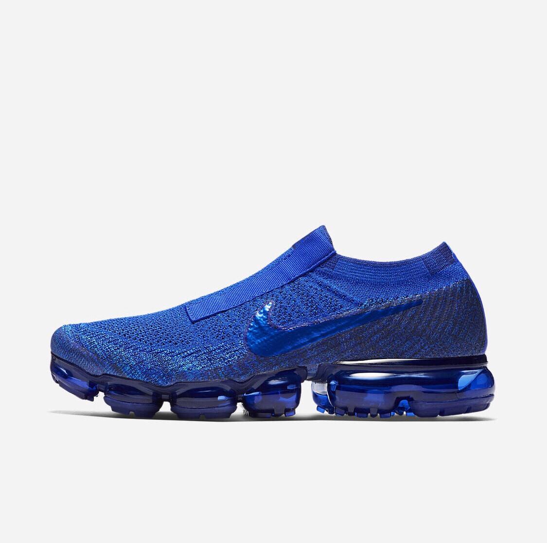 566e63050c8 Nike Air VaporMax SE Laceless Racer Blue