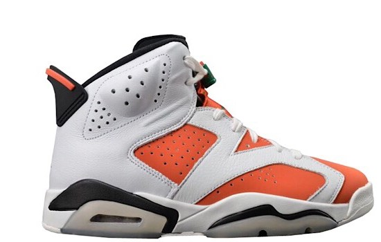 "Air Jordan Retro 6 ""Gatorade Like Mike"""