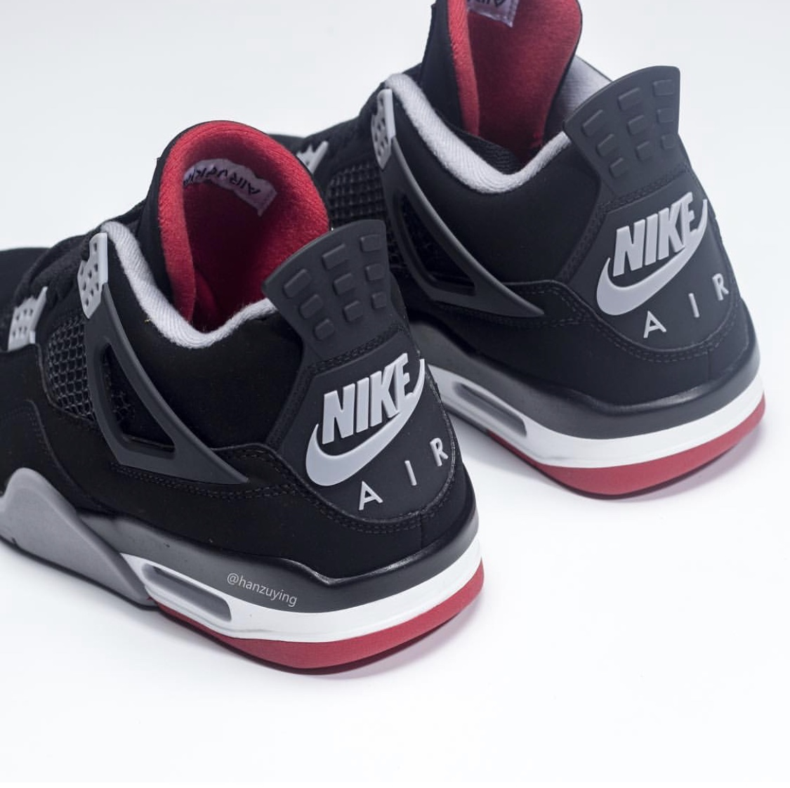 "competitive price e63c6 b6be7 The public has not seen an Air Jordan IV ""Bred"" with Nike Air since 1999.  That s about to change this upcoming May, as Jordan Brand will be retroing  the ..."