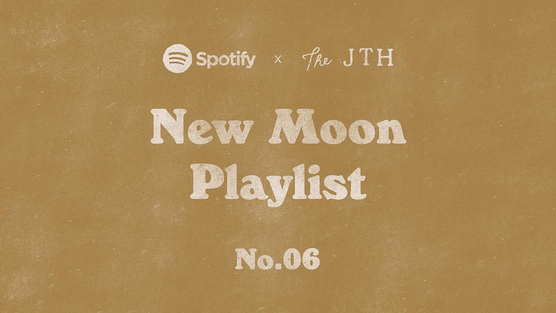 New Moon Playlist July 2018