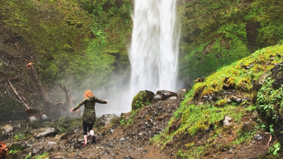 3 Portland area waterfalls that are easy to hike or drive to
