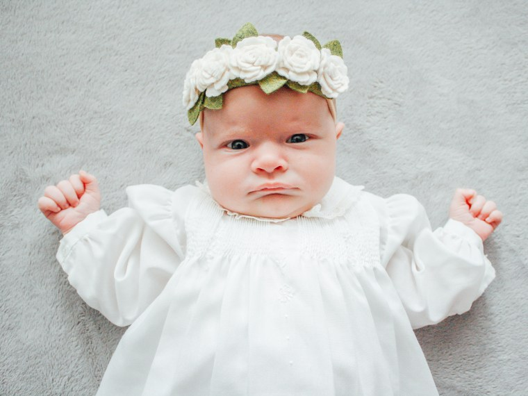 How To Dress Your Little Girl For Her LDS Baby Blessing