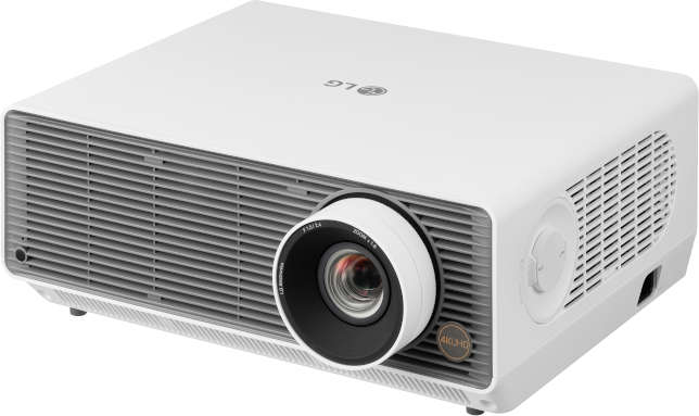LG Ships High-Resolution, High-Brightness Laser Projectors for Education