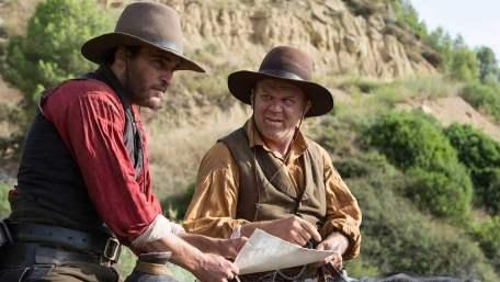 Joaquin Phoenix y John C.Reilly protagonizan este western