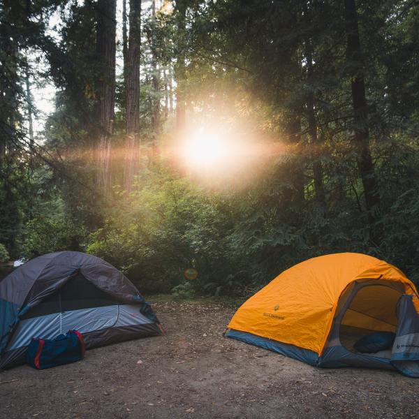 Pop-up Campsites to Check Their Flood Risk Say Environment Agency