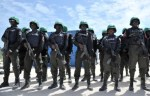 """""""We Are Back!""""- The Nigeria Police Roars"""