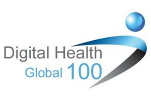 Global Digital Health 100 Logo