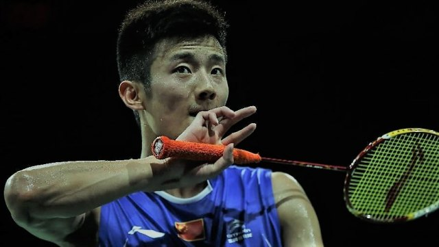 CHEN LONG In Singapore Open