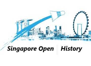 Singapore Open Badminton History