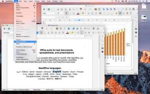 Word document editing software