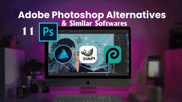 11 Adobe Photoshop Alternatives & Similar Software