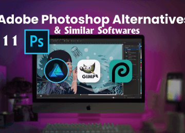 11 Adobe Photoshop Alternatives & Similar Software