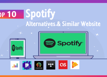 Spotify Web Player Alternatives
