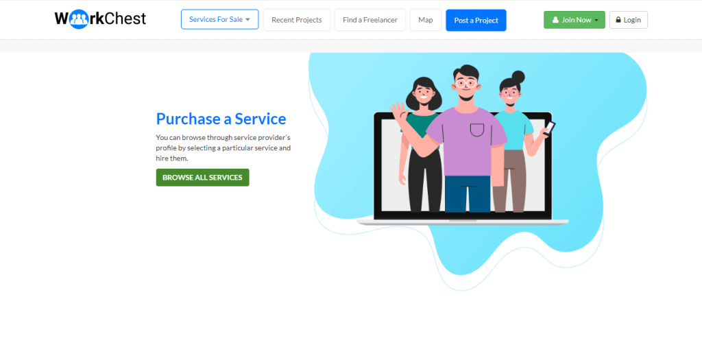 WorkChest | Purchase Services by Hiring Pakistani Freelancers