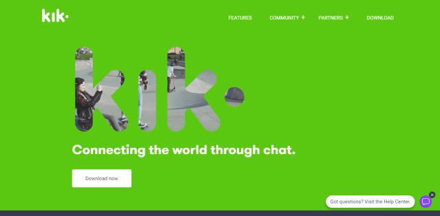 KiK Reviews and Pricing- Live video call platform
