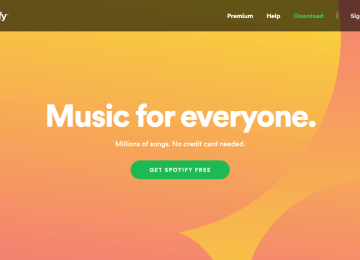 Spotify free | Online streaming service
