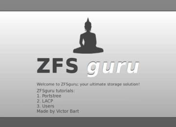 ZFSguru Review