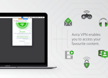 Avira Phantom VPN for Mac
