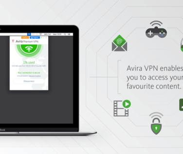 Avira Phantom VPN for Mac