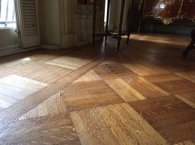 These are the original wood floors!