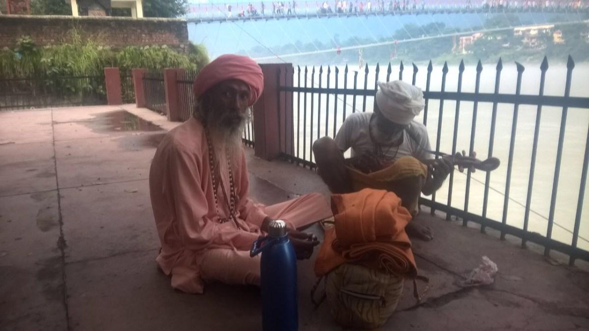 Babas in Rishikesh