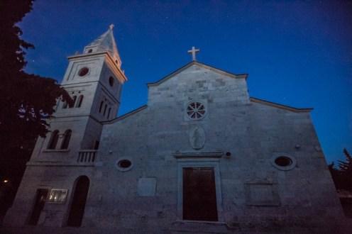 Primosten Church