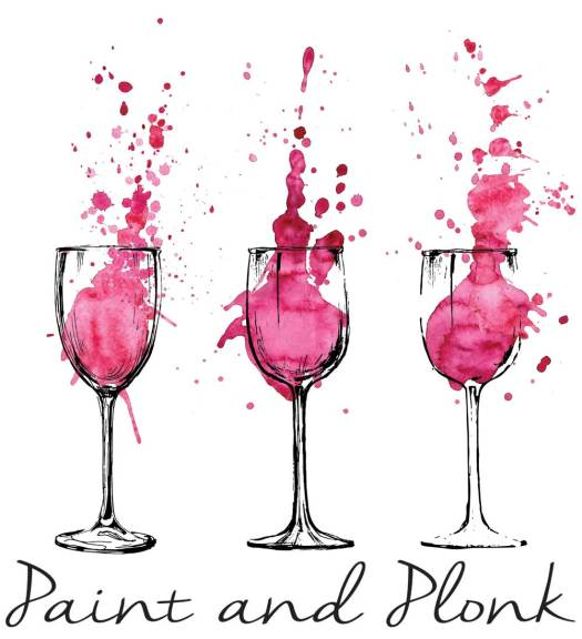 Paint and Plonk with The Journey Studio