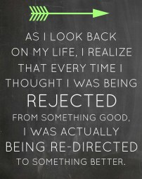 re-directed
