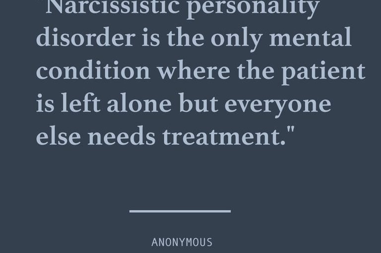 The Pain of Narcissism