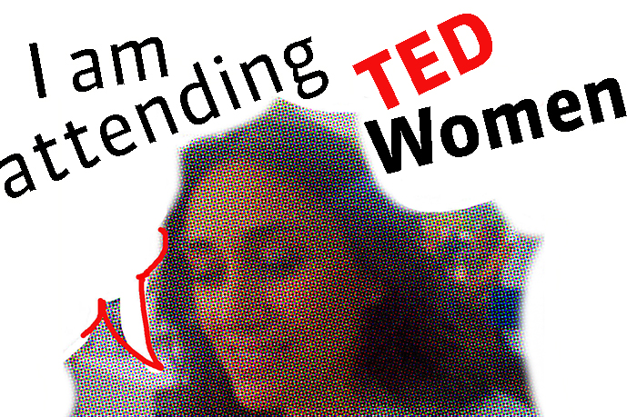 I had a dream: attend TEDWomen