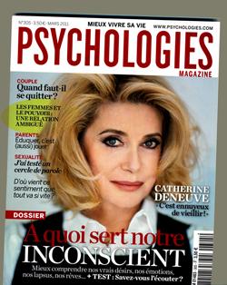 Mythe'Me cité dans Psychologies